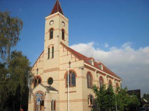 gerenoveerde kerk 010